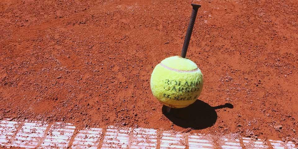Wochenende geprägt durch Tennisturniere