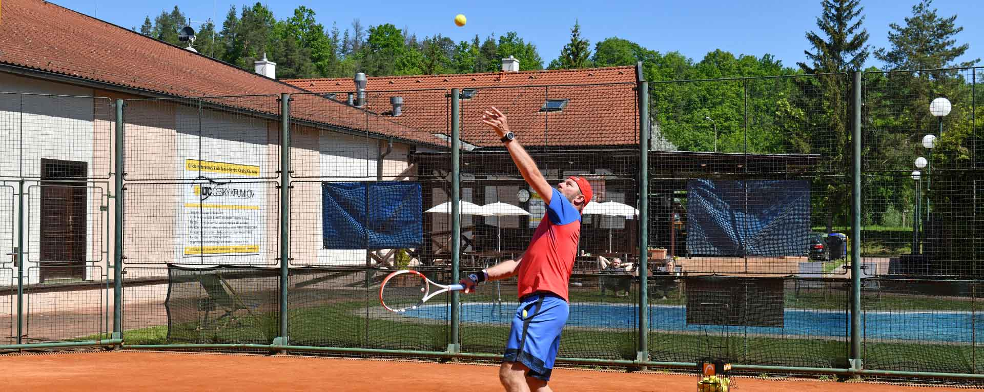 TenisCentrum Český Krumlov